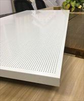 超微孔铝瓦楞板 吸音微孔瓦楞铝板天花