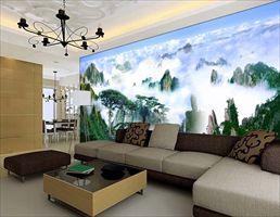 大型无缝定制个性壁画墙纸墙布办公室会议室背景墙