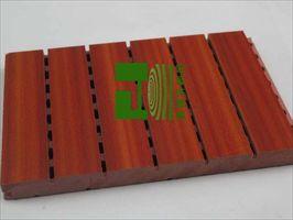 木质装饰吸音板