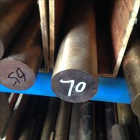 C17200大直径耐磨铍青铜棒