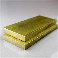 H59黄铜扁条方棒 装饰铜排