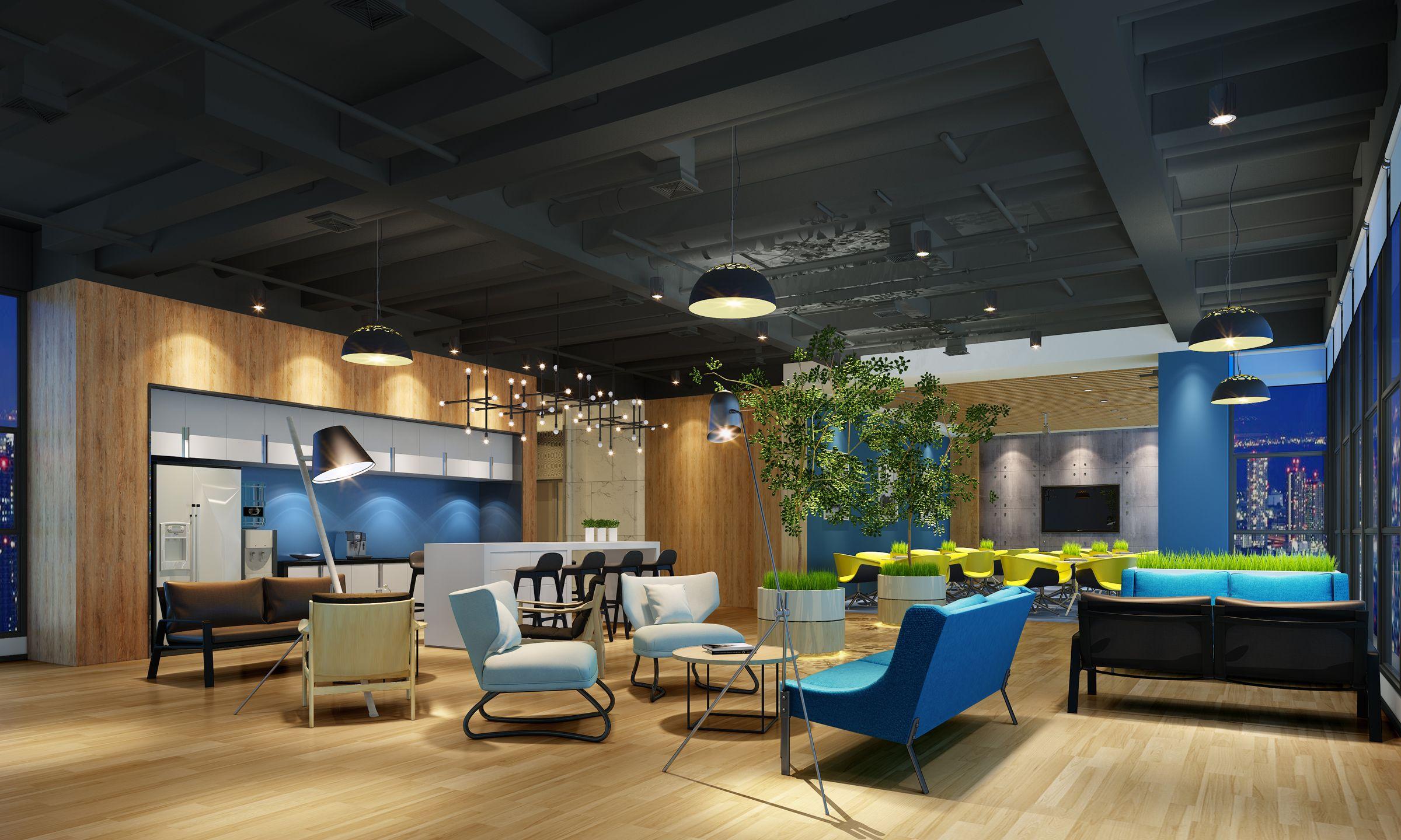 在办公室装修改造前一定要先把中央空调改造平面布置图交与物业公司