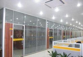 太原安装玻璃门 太原玻璃门安装确保质量