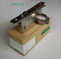 日本MIWA移门钩锁U9FN-1自动上锁推拉门锁