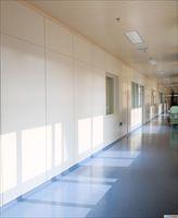 钢质医用护墙板