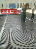 1公分隔根板(菏泽)车库防潮排水板