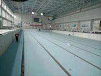 XX游泳馆防水改造铺设胶膜