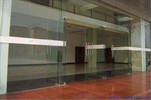 房山区维修玻璃门安装玻璃门地弹簧