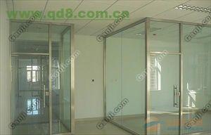 房山区安装玻璃门安装玻璃隔断