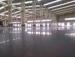 金刚砂地面硬化剂地坪标准实施工艺流程