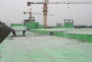 广州JXK1.2mm高密封反应粘结型高分子防水卷材