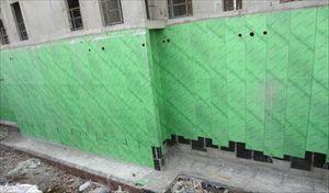 反应粘结型高分子湿铺防水卷材厂家直销价多少