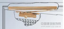 厂家直供 英格索兰LCN3000系列隐藏式 闭门器