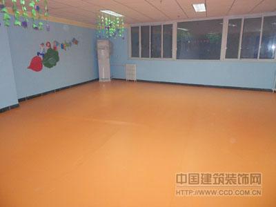 PVC塑胶卷材地板亲子地板 PVC新款儿童地板北京