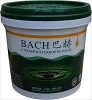 供应德国品质巴赫户外水性耐候油漆