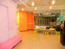 幼教机构卡通地胶儿童彩色塑胶地板弹性地材PVC地板