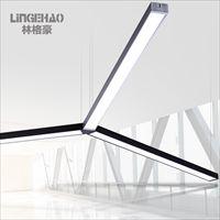 林格豪led长条灯办公照明办公室吊灯