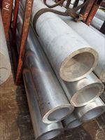 6063空心大口径铝管 精密铝管