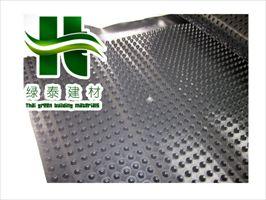 湖南卷材抗渗裂排水板¥宜昌地下室凹凸排水板