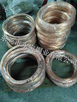 磷铜线 磷铜扁线 异型铜线 弹簧磷铜线批发