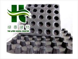龙岩车库顶板防水板-福州1公分阻根排水板+厂家