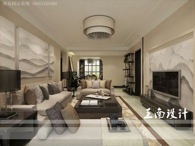118平红枫谷家居设计案例