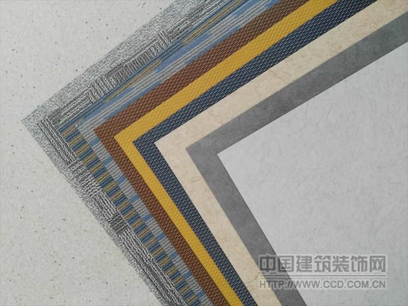 石塑复合片材PVC地板江苏厂家直销