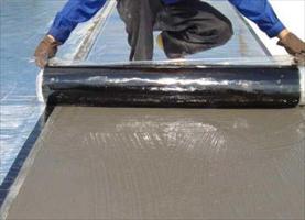 防水材料_CPS-CL反应粘结型高分子湿铺防水卷材