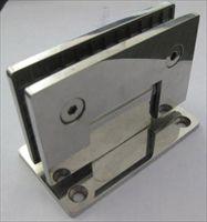 不锈钢玻璃门夹-广东不锈钢精铸件