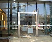 清源维修玻璃门
