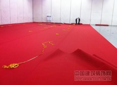 展览地毯.针刺地毯,