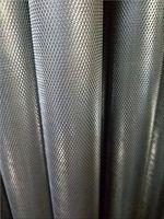专业网纹滚花铝棒 6061斜纹拉花铝棒