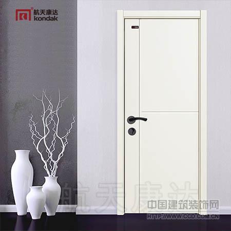 航天康达室内套装门 室内门厂家 高档木塑门KD-FM001