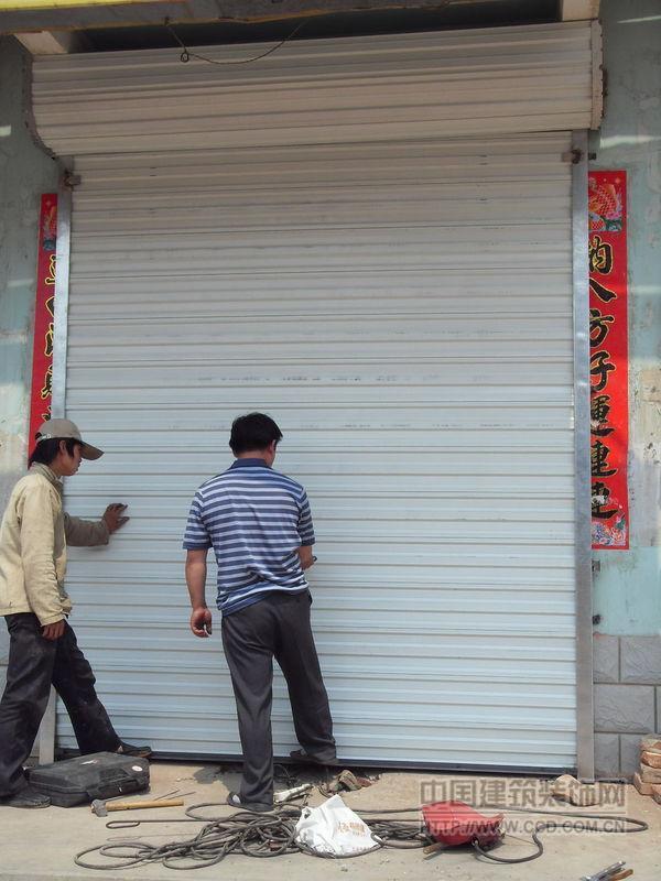 青云店专业安装维修卷帘门