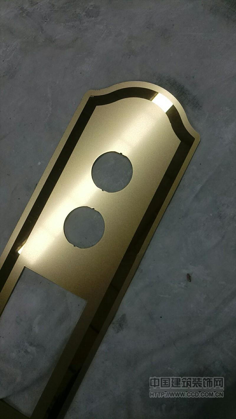 不锈钢电梯面板