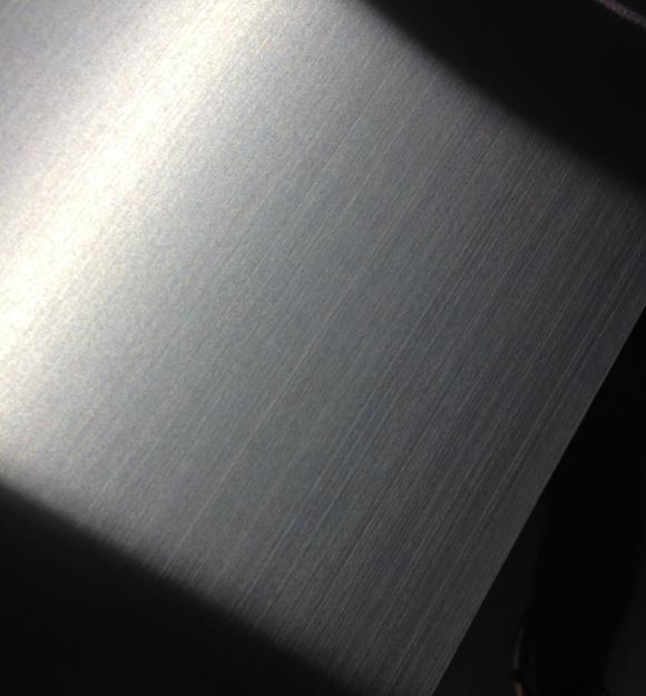 拉丝不锈钢黑钛