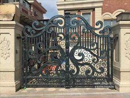 至金金属铁艺庭院门