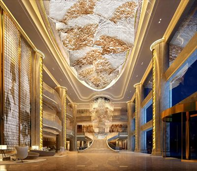 武威新天地酒店