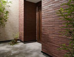 千陶彩 艺术墙面 别墅室内外墙 高档外墙