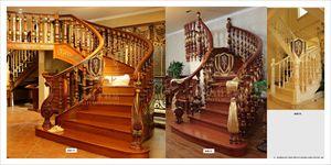可定制高端办公家用楼梯、扶梯