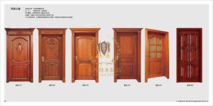 高端定制实木门、柜门