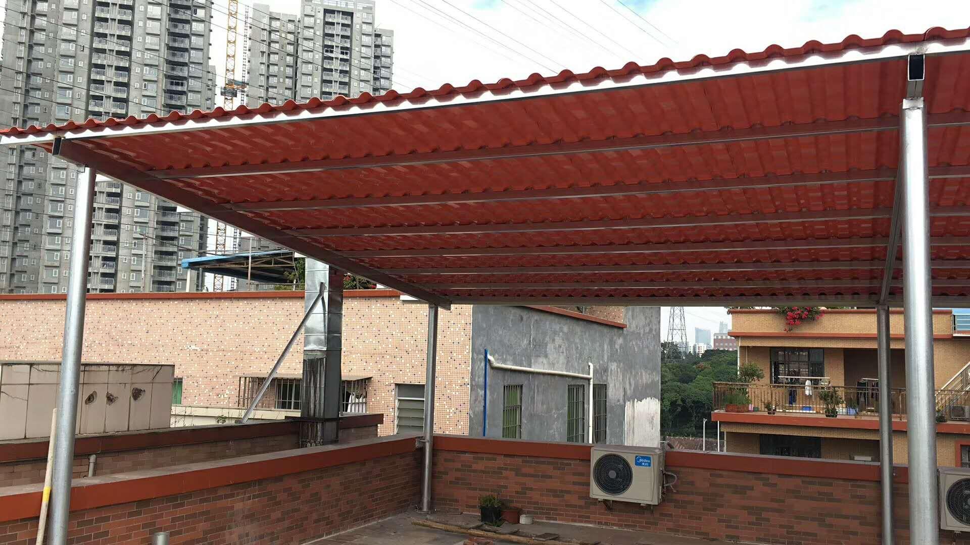 钢结构平台,铁棚,铁皮棚,彩瓦棚,车棚,雨棚,遮阳棚,钢结构厂房,铁皮瓦