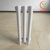 椭圆柱750铸铁暖气片散热器热强度高散热效果好