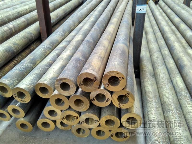 qsn663薄壁空心铜管 小口径锡青铜管