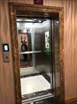 厂家直销12公分石塑线条电梯套门套