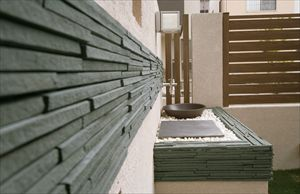 千陶彩 天工石 文化砖 艺术砖 千层石 高档外墙