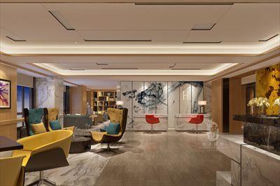 万达H和枫酒店-红专设计