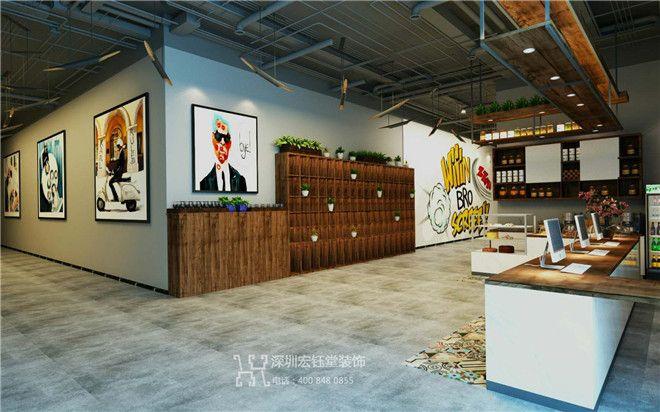 郑州淘气堡蹦床主题乐园装修设计效果图