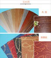 发泡型塑胶地板  石塑地板pvc地板革塑胶地板厂家