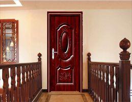 广东钢质门,赛诺尔钢质门图片